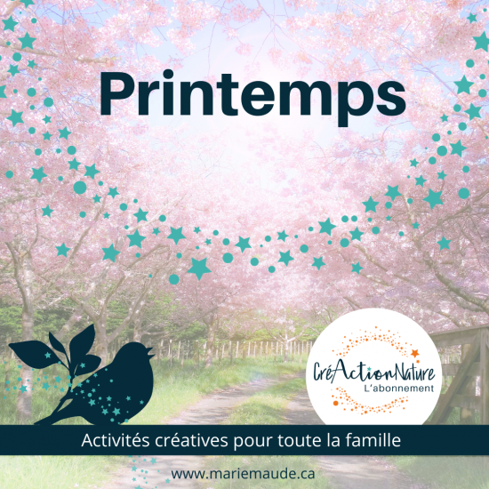 Printemps CréAction Nature